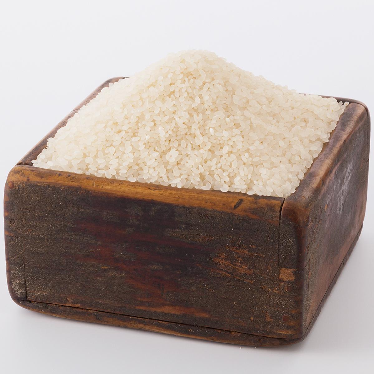 有機無農薬米「だーぶりっ子米」